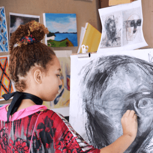 Teen Art Classes Larchmont One River
